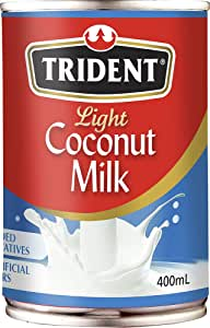 Trident Light Coconut Milk, 400 ml