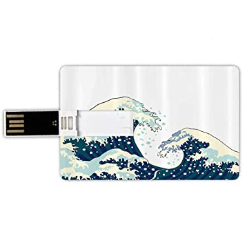 8GB Forma de Tarjeta de crédito de Unidades Flash USB Las Grandes ...