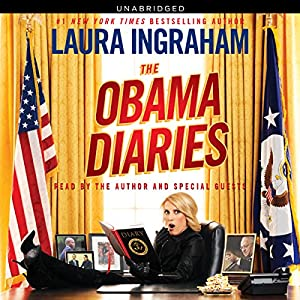 The Obama Diaries Audiobook