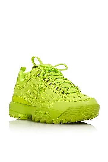 425597f2759af2 Amazon.com | Fila Women's Disruptor II Premium Sneakers size 5 | Shoes