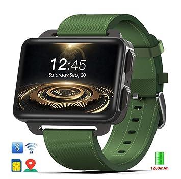 Wj Reloj Bluetooth con Pulsera Inteligente, Pantalla laminada IPS ...