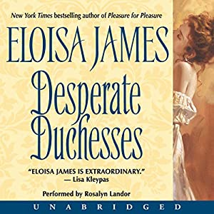 Desperate Duchesses Audiobook