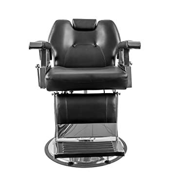 Magnificent Xiaolong Softer Feel Reclining Barber Chair Faux Leather Gmtry Best Dining Table And Chair Ideas Images Gmtryco