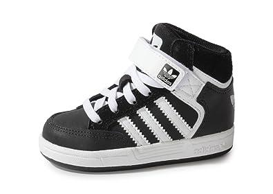 Montantes Noir Varial Adidas Chaussures Kid Originals Mid OPZkXiu