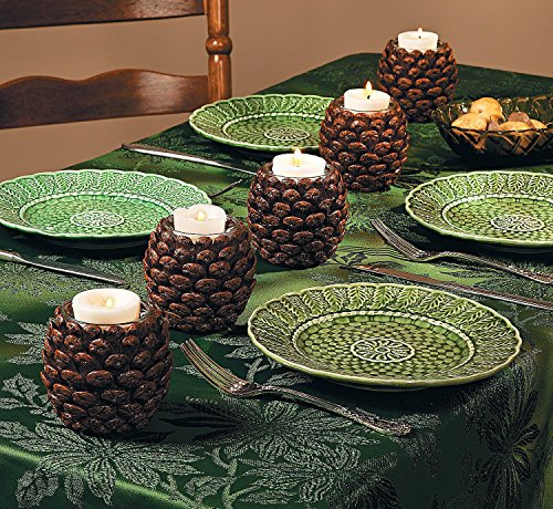 Pinecone Votive Holder - Home & Table (Pinecone Votive)
