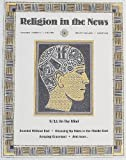 img - for Religion in the News, Volume 5 Number 3, Fall 2002 book / textbook / text book