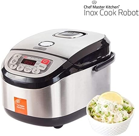 Chef Master Kitchen IG102960 Robot de cocina y accesorios, 13 programas, 900 W: Amazon.es: Hogar