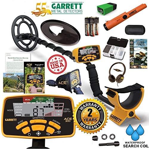 - Garrett Metal Detectors ACE 300 55 Year Anniversary Special, GAR1141155