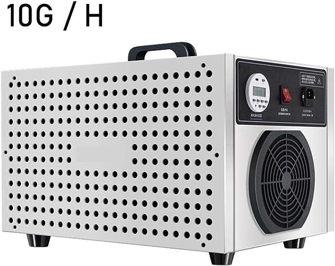 YALIXI Generador De Ozono 10 G/H, Purificador De Aire Profesional ...
