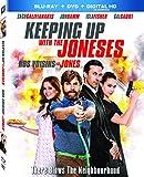 Keeping Up With The Joneses (Bilingual) [Blu-ray + DVD + Digital Copy]