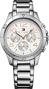 Tommy Hilfiger Casual Watch For Women Analog Stainless Steel - 1781526