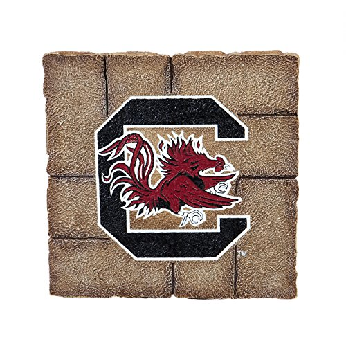 Team Sports America University of South Carolina Garden Paver Team Logo Decorative Stepping Stone ()