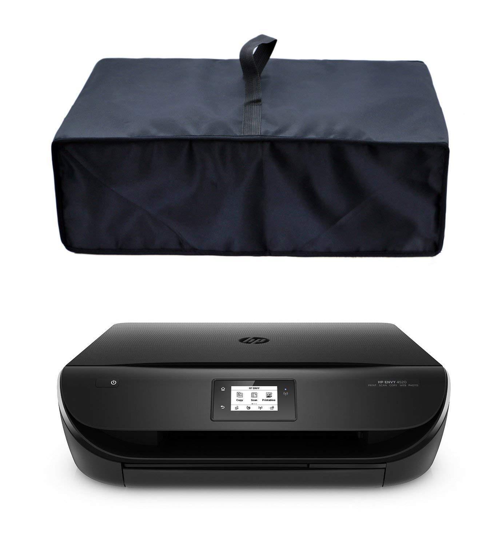 CYGQ Premium Nylon Fabric Waterproof Printer Dust Cover Case Protector for HP Envy 4520/5055 Printers by CYGQ