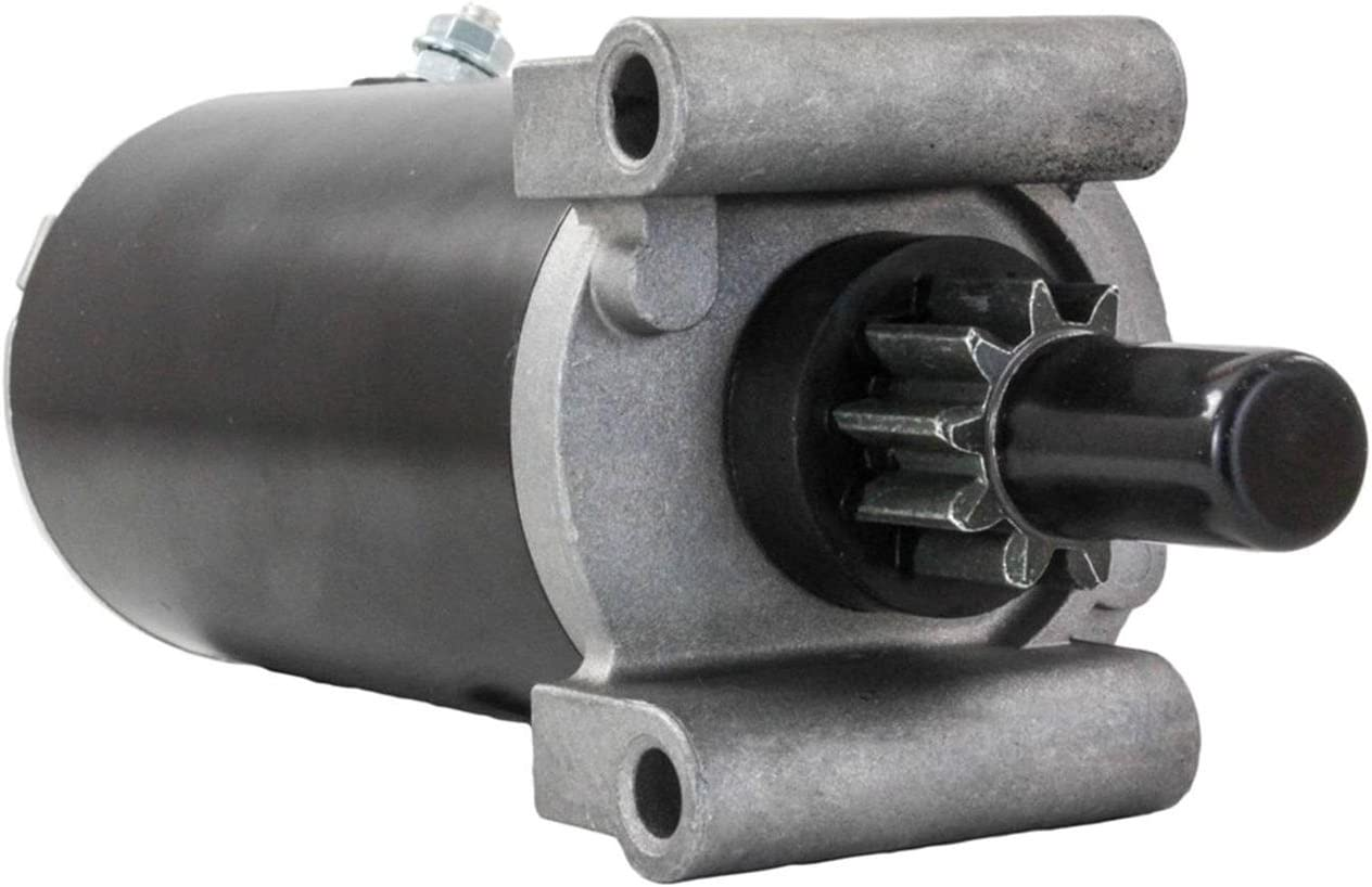 Rareelectrical NEW KOHLER STARTER MOTOR COMPATIBLE WITH CUB CADET TRACTOR ZERO TURN i1046 i1050 32-098-01S