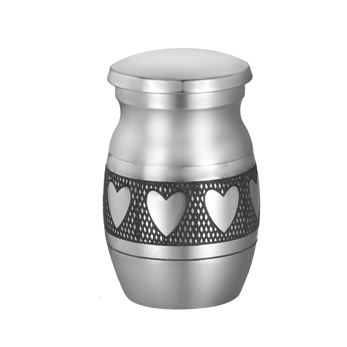 Tiny Small Cremation Urn For Human or Pet Ashes Waterproof Memory Funeral Keepsake Stainless Steel (Tree of Life) VALYRIA VALYRIAWBB97949