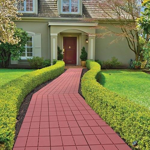 Patio Pavers Ebay : Piece patio walkway pavers quot set new