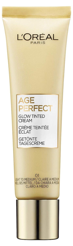 L'Oréal Paris Age Perfect Crème de jour teintée pour peaux sèches et matures 30 ml L' Oréal Paris A89547