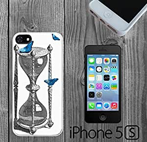 Butterflies on Hourglass Custom made Case/Cover/skin FOR iPhone 5/5s