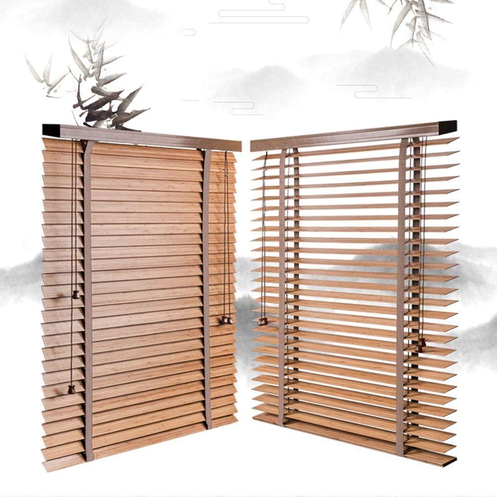 Bambú Persianas Venecianas Cortina De Bambu Persiana Enrollable Las Cortinas Decoracion De Muebles VentilacióN De La Sombra, Cortina De Particion Interior Y Exterior: Amazon.es: Hogar