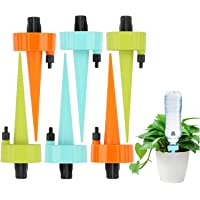 Self Watering Spikes, Upgrade Adjustable Plant Waterer Watering Devices for Indoor or Garden, Automatic Vacation Drip…