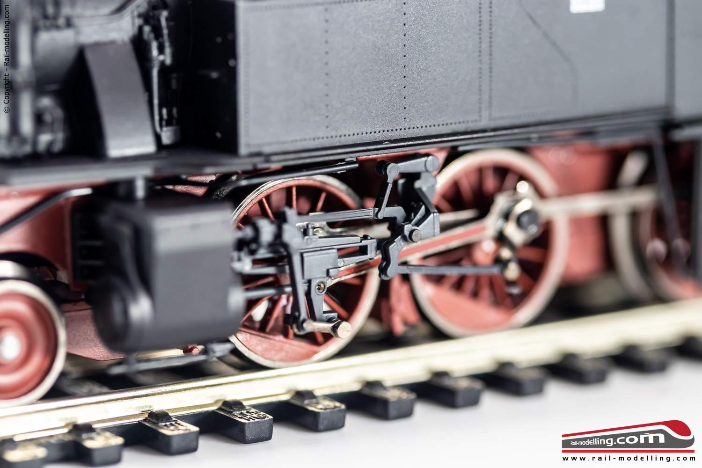 H0 1:87 Locomotiva a vapore FS Gr 875 045 Ep.III ROCO 73017