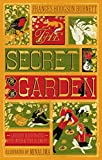Book cover for The Secret Garden