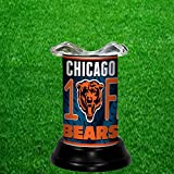 CHICAGO BEARS TART WARMER - FRAGRANCE LAMP - BY TAGZ SPORTS
