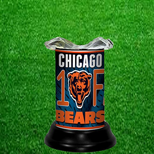 TAGZ Sports Chicago Bears Tart Warmer - Fragrance LAMP