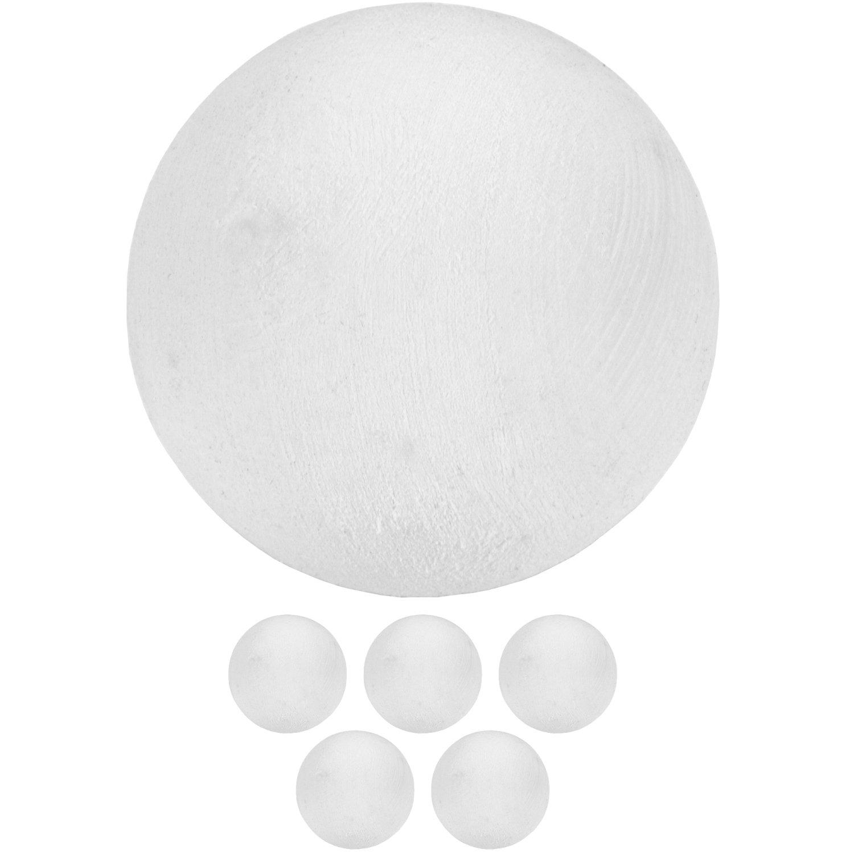 TUNIRO® 5 pezzi di palle da kicker, estremamente maneggevoli e silenziose, palle da calcio per calcio balilla