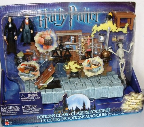 (Harry Potter Potions Class Mini Collection)