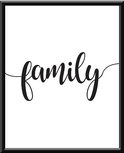 Family Familia Together Unidos Todos Juntos Regalo Papa Mama