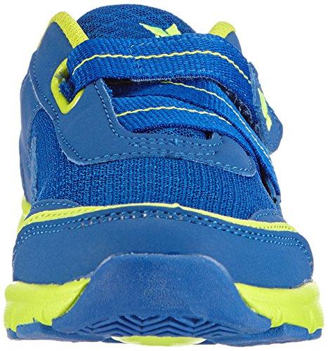 Lico Boost V - Zapatillas de deporte Niños azul - Blau (blau/lemon)