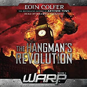 WARP Book 2: The Hangman's Revolution Hörbuch