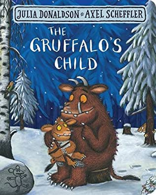 book cover of The Gruffalo\'s Child
