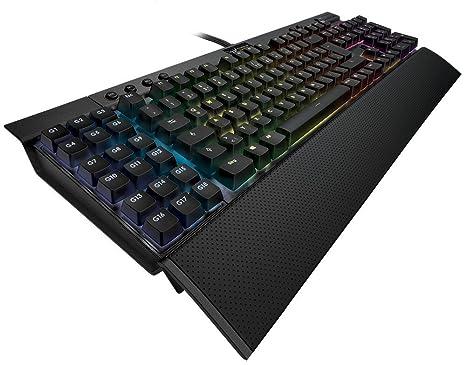 Corsair K95 RGB - Teclado (Alámbrico, USB, Negro, USB, Windows 7