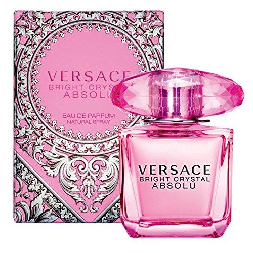 Vêrsace Bright Crystal Absolu For Women Eau de Parfum Spray 1.0 fl.oz./30 ml