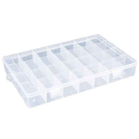 plastic storage organizer containers