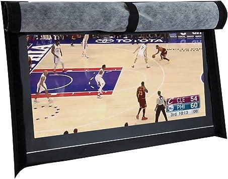 BroilPro - Funda para televisor de Exterior de 127 cm, Resistente ...