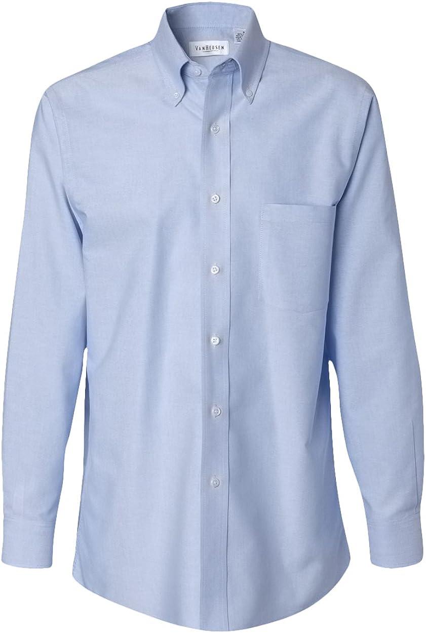 Oxford Blue 2XL Van Heusen 13V0040