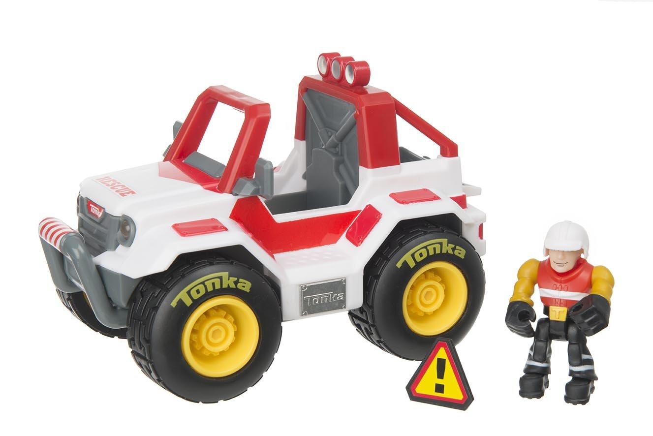 Tonka Town - Jeep de Rescate: Amazon.es: Juguetes y juegos