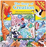 The Story of Creation (A Felt Play Storybook)