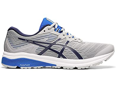 big discount sale how to find search for latest ASICS Men's GT-1000 8 (4E) Shoes, 8M, MID Grey/Peacoat