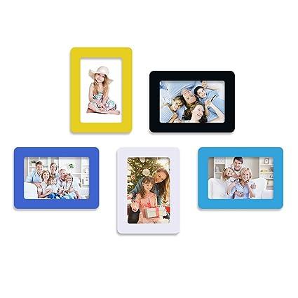 Amazon Ucmd Colorful Magnetic Fridge Photo Frames 118x16cm