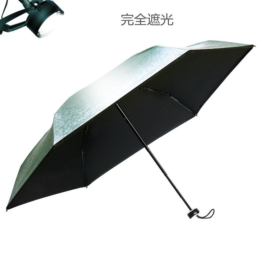 Corrdirec 日傘 晴雨兼用 完全遮光 超軽量 折り畳み傘 画像2