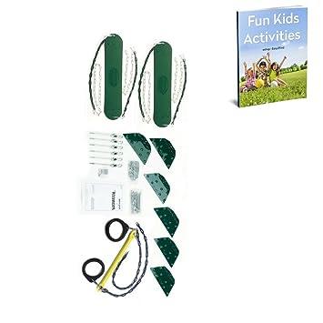 Amazon Com Backyard Play Set For Toddlers Kids Childrens Plastic