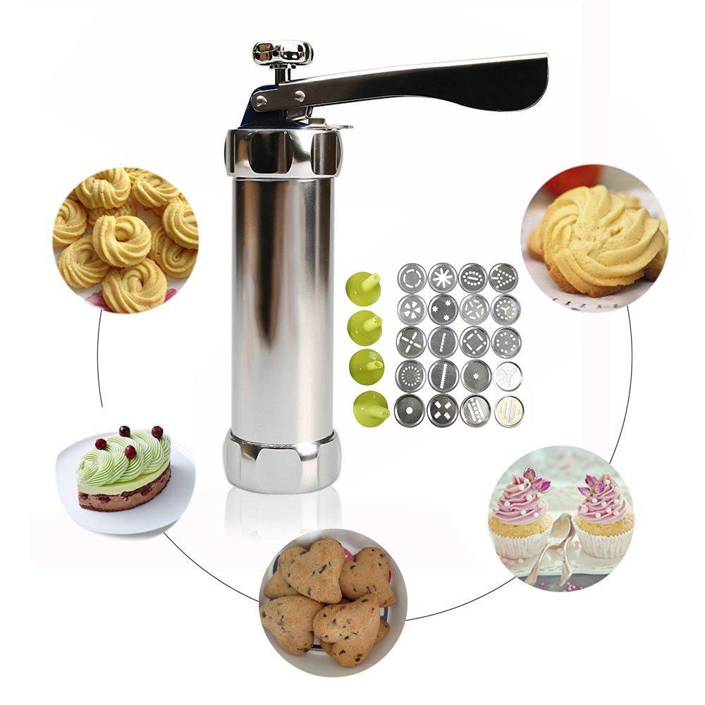 DIY Moule pour P/âtisserie OFKPO Presses /à Biscuits Outils de Cuisson /à la Maison Outils de Fabrication de Cookies