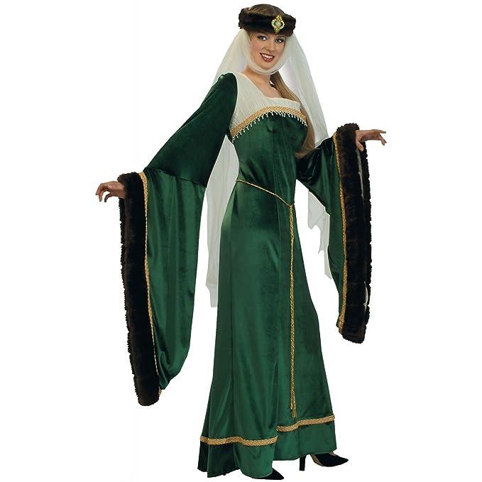Amazon.com: Noble renacimiento Lady disfraz de adulto de ...