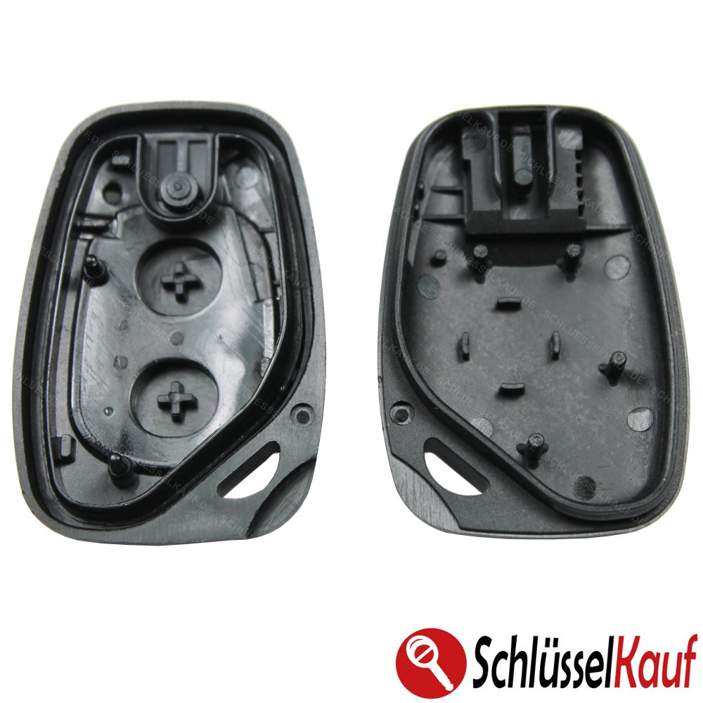 Renault Opel Key Shell Remote Control Replacement Trafic 2 Fuse Box Electronics