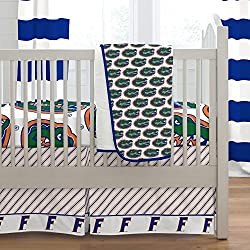 Carousel Designs University of Florida 3-Piece Crib Bedding Set