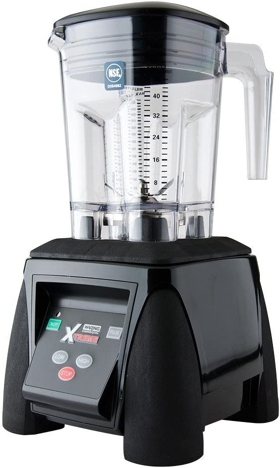 Waring Commercial MX1050XTXP Xtreme 120V Hi-Power 48 Oz. Blender
